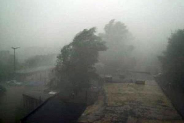 Штормове попередження: очікується різке погіршення погоди