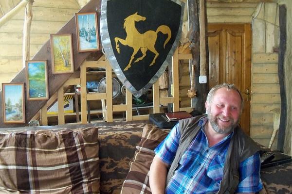 Хатиною мешканця Тернопільщини цікавляться аж у Польщі