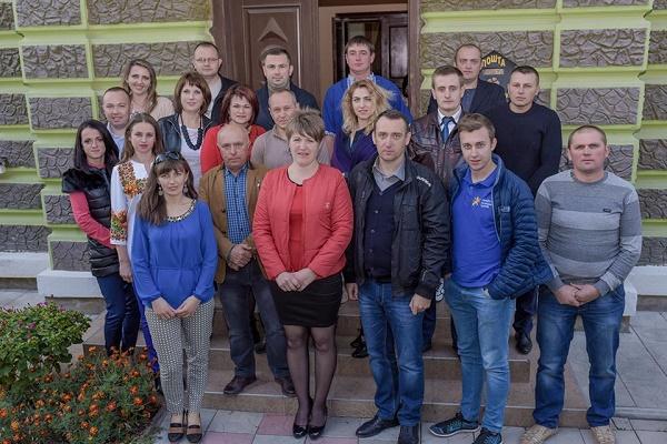 Депутати УГП отримали добрий результат на виборах до Хоростківської ОТГ