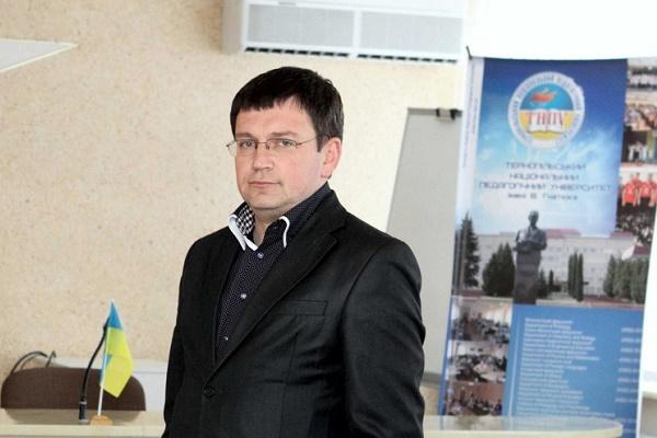 Нові освітні послуги, спеціальності та подвійні дипломи пропонує запровадити у ТНПУ Богдан Буяк