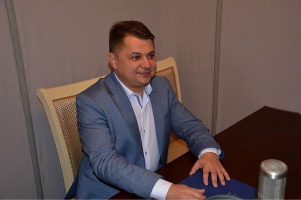 Ключові питання порядку денного наступної сесії облради проанонсував Віктор Овчарук