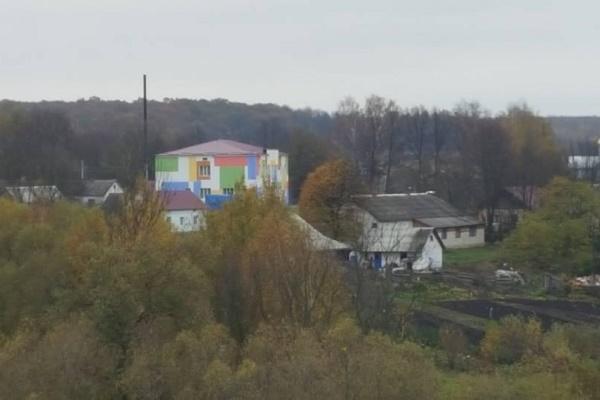Вигляд школи у селі на Тернопільщині вразив користувачів соцмережі (Фото)