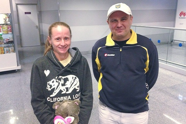 З'явилися фото як зустрічали чемпіонку з Тернопільщини