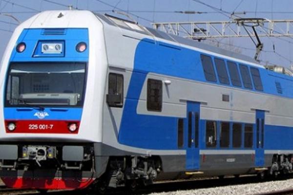 «Укрзалізниця» запустила двоповерховий потяг з Тернополя до Києва