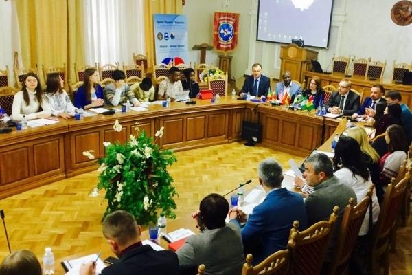 У Тернополі домовлено про тісну співпрацю з Африканською радою в Україні