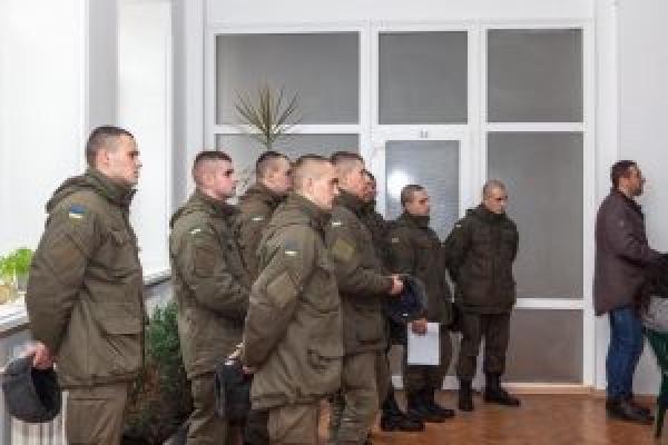 Неприємна ситуація у Тернополі: командирам Нацгвардії довелося вибачатися за бійців