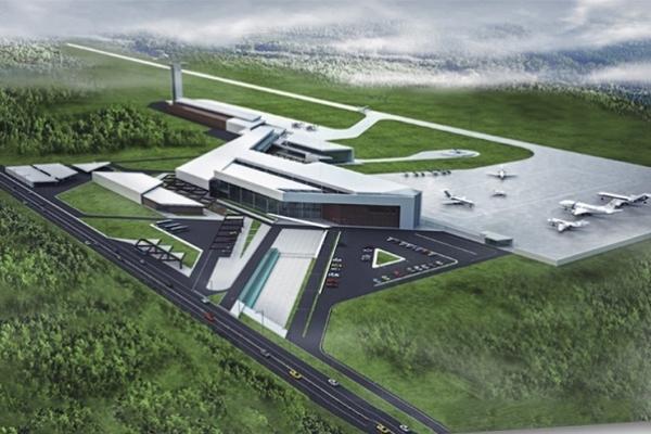 Студент Львівської політехніки розробив проект реконструкції тернопільського аеропорту