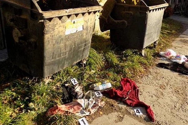 Народила в готелі та викинула на смітник: правоохоронці з'ясовують обставини смерті немовляти