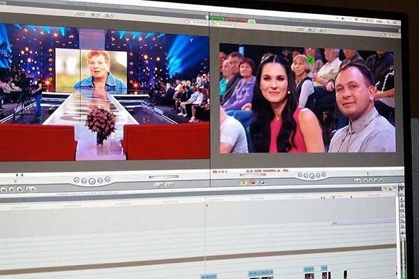 Священик Олексій Філюк з Тернопільщини взяв участь у розважальному шоу (Відео)