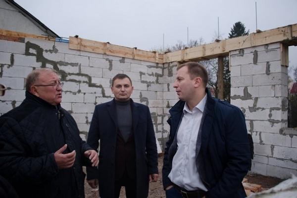 На Тернопільщині розширюють лікувальний корпус для реабілітації учасників АТО (Фото)