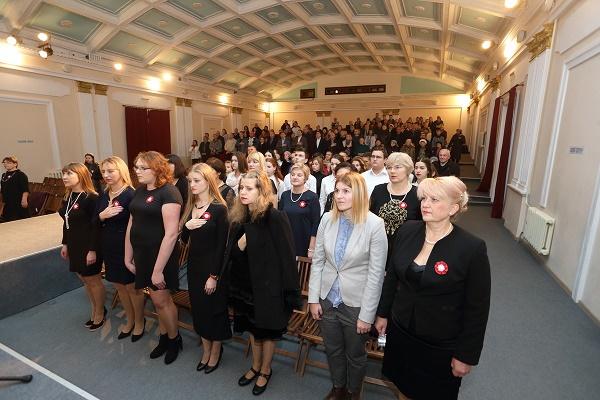 У Тернополі польська діаспора відзначила День Незалежності