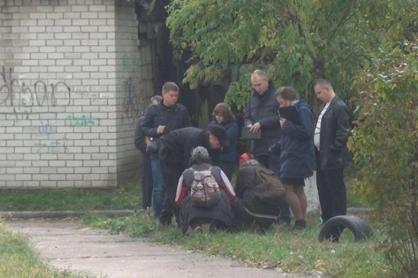 Діти йшли зі школи повз труп