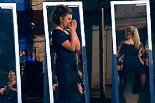 Запальним танцем «пишна» красуня з Тернопільщини підкорила зіркових суддів шоу «Модель XL» (Відео)