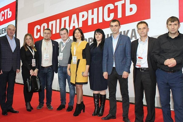 Петро Порошенко зустрівся з новообраними лідерами та депутатами об'єднаних громад