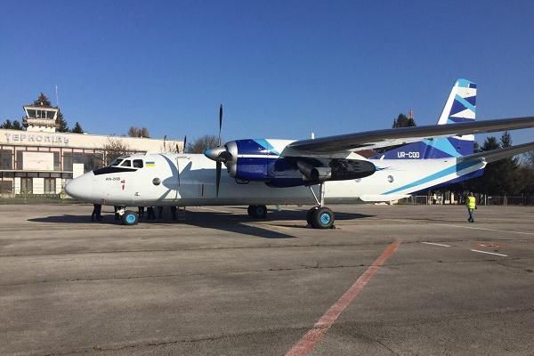 Стало відомо, які  літаки будуть базуватимуться на тернопільському летовищі