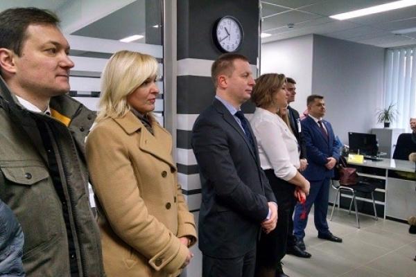 У Підволочиській ОТГ відкрили Центр надання адміністративних послуг (Фото)
