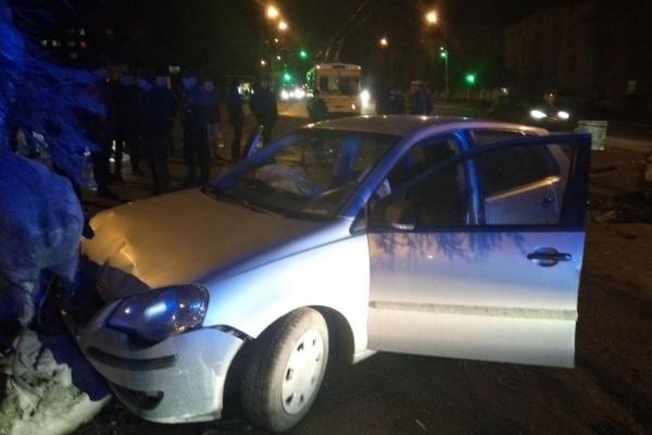 На Микулинецькій серйозна аварія