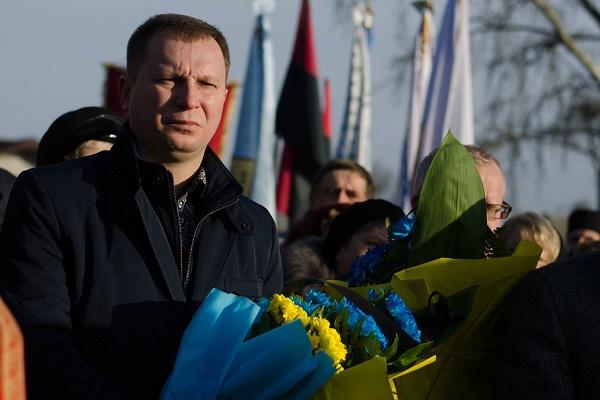 Степан Барна: Жертви «Ягільницької трагедії» – це приклад патріотизму та боротьби за Україну (Відео)