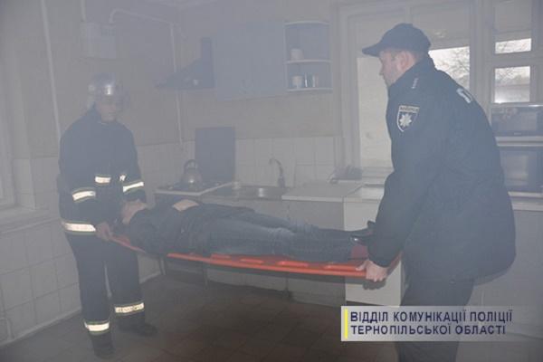 На Тернопільщині – дві смерті через паління в ліжку