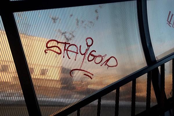 Тернополяни продовжують займатися вандалізмом (Фото)