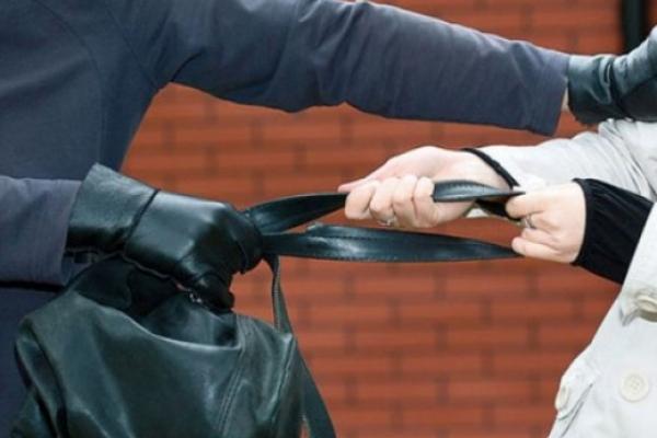 У Підволочиську злодій вирвав сумку з рук жінки