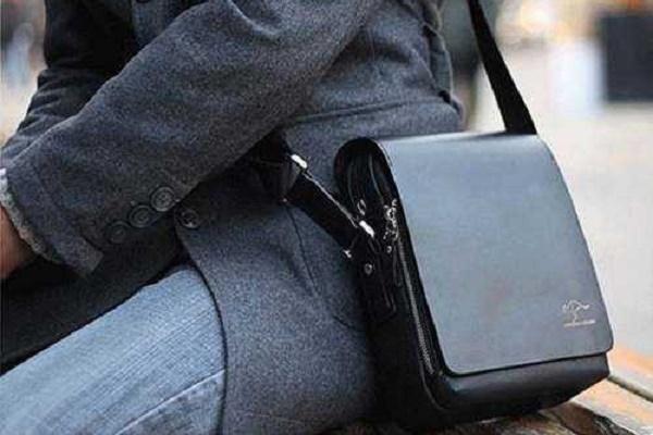 У тернополянина грабіжник зірвав з плеча сумку і втік