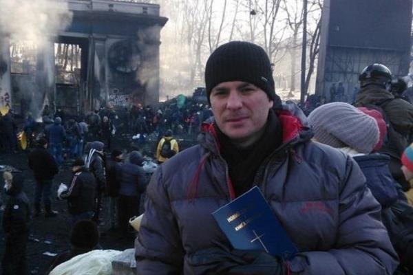 Майданівець Богдан Брич: «Був на Майдані на підтримку потрібних нам усім змін»
