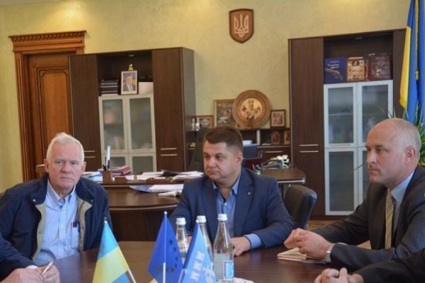 Віктор Овчарук обговорив зі шведськими хірургами створення сучасного кардіоцентру в Тернополі