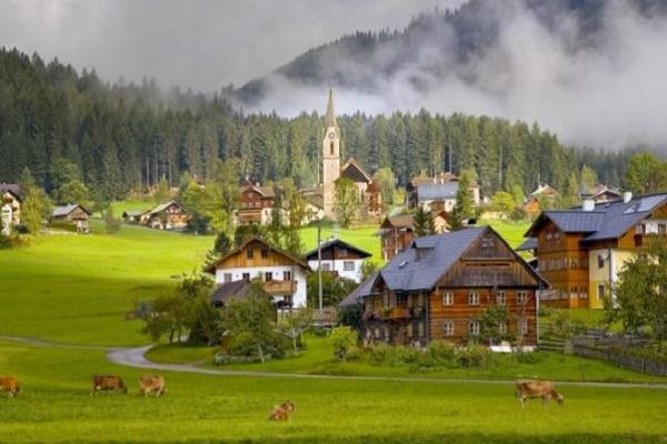 Де на Тернопільщині було село, назване на честь Нобелівського лауреата?