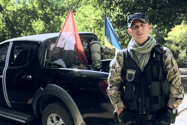 Тернополянин став прототипом героя фільму «Кіборги» (Фото)