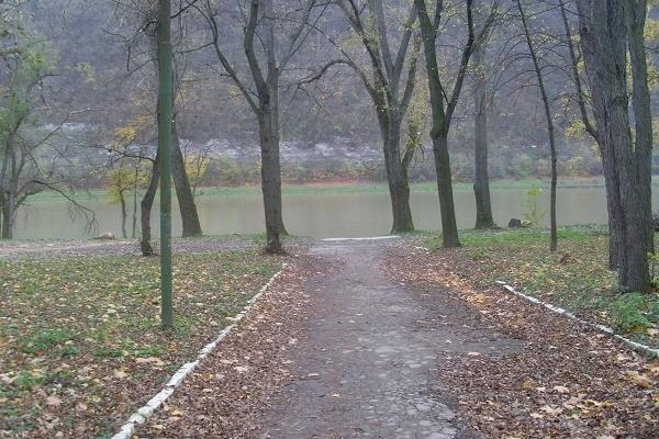 Улюблений парк баронеси