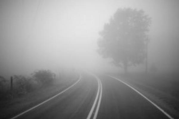Туман і ожеледицю сьогодні очікують на Тернопіллі