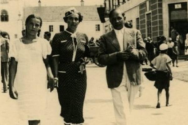 Заліщики на нових родинних фото 1920-1939 років