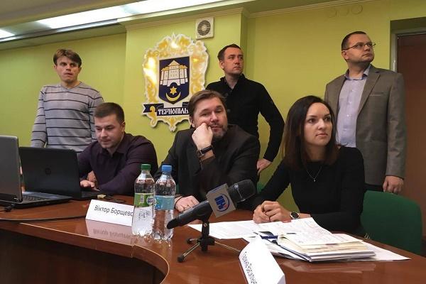 З ініціативи УГП фахівці в Тернополі розповіли, як менше платити за тепло
