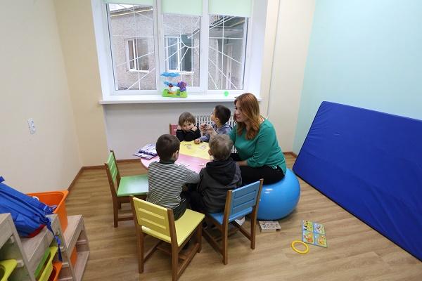 У Тернополі відкрили Центр розвитку дітей «Золотий ключик»