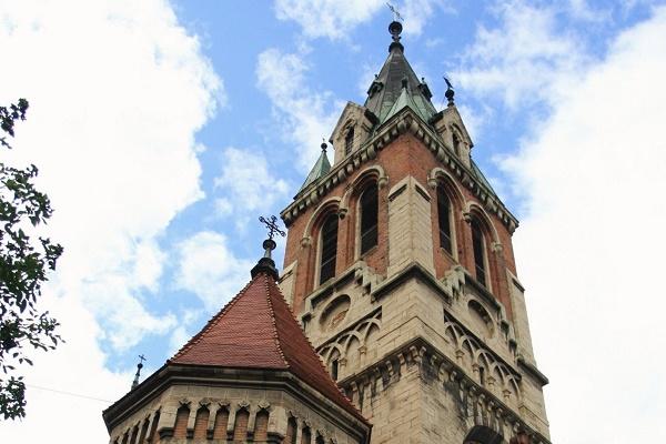 Домініканський костел у Чорткові – найкрасивіше місце Тернопільської області
