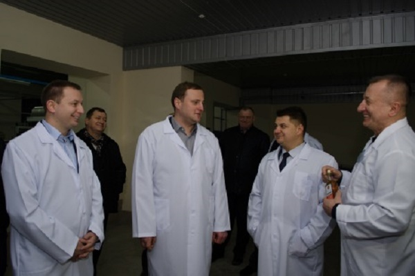 Юрій Лучечко: Підприємства Тернопільщини заслужено зайняли місце в спиртовій галузі України