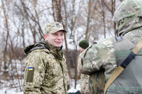 Степан Барна: Наші захисники мають бути впевнені – кожного із них з нетерпінням чекаємо вдома і дякуємо за кожен день миру
