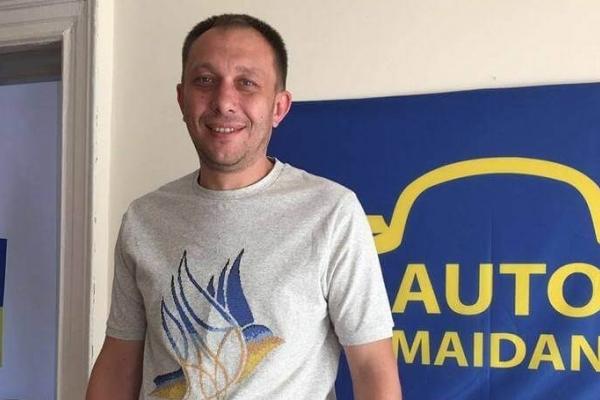 Автомайданівець Ігор Василів переміг по виборчому округу №164