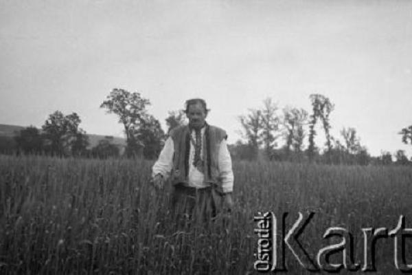 Мешканці села Дорогичівка на ретросвітлинах 1920-х років