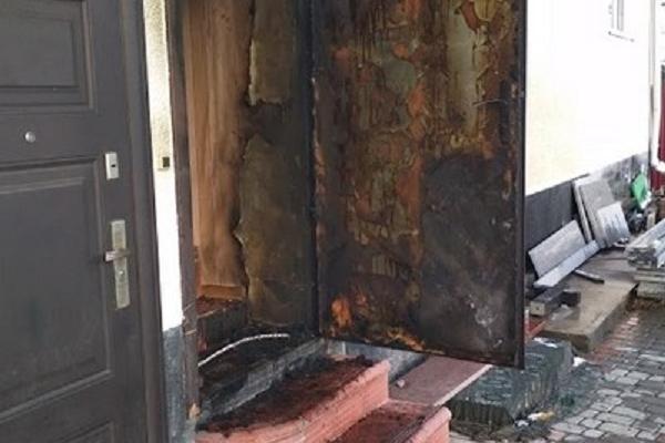 В Бережанах під час пожежі згоріла жінка