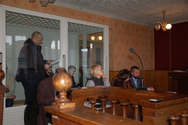 Щоб приховати замовника, підозрювані у вбивстві Віталія Ващенка говорять про побутовий конфлікт з активістом