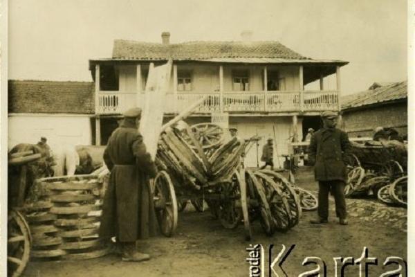 Колорит почаївського базару 90 років тому
