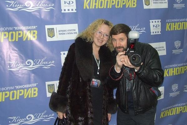 На відкритті ІІ форуму КіноХвиля повний аншлаг - у Палаці кіно люди дивились фільми настоячи