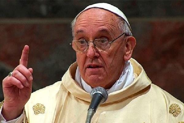 Папа Римський запропонував змінити молитву «Отче наш» (Відео)