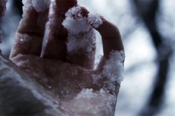 В Тернополі замерз чоловік