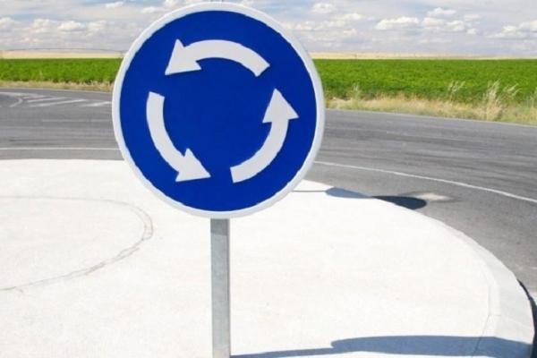 Тернополяни просять встановити дорожнє кільце на перехресті вулиць