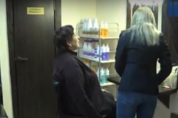 Тернопільські пенсіонери стали моделями (Відео)