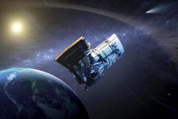 Вчені знайшли у космосі символ Різдва (Фото)