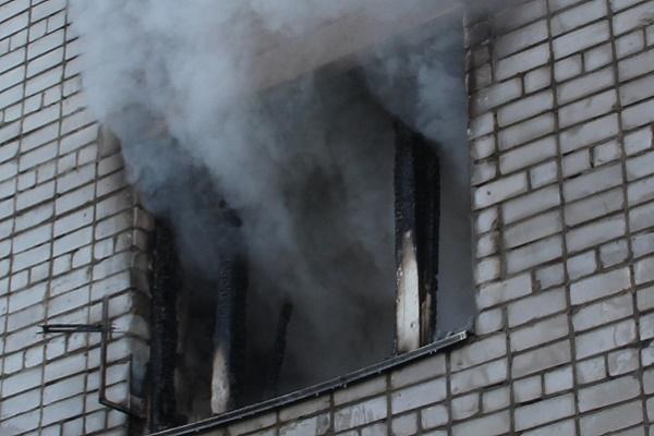 Подробиці пожежі на вулиці Стрімкій у Тернополі (Відео)